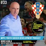 Soccer Player Development Podcast Episode 33 Boris Kubla