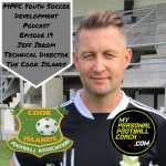 MPFC Youth Soccer Development Podcast Episode 19 Jess Ibrom