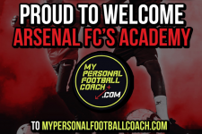 Arsenal Academy Join My Personal Football Coach