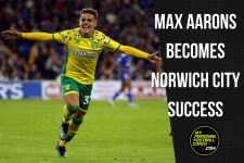 Max Aarons signs professionally with Norwich City FC