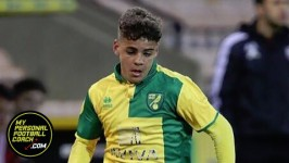 Max Aarons earns scholarship with Norwich City FC