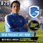 Soccer Player Development Podcast Episode 29 Niels Jansen