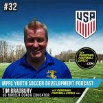 Soccer Player Development Podcast Episode 32 Tim Bradbury