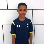 Another MPFC success story! Reuell signs for Tottenham Hotspur FC