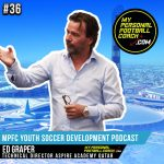 Soccer Player Development Podcast Episode 36 Ed Graper