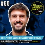 Soccer Player Development Podcast - Episode 60 - Paolo Migliavacca