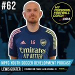 Soccer Player Development Podcast - Episode 62 - Lewis Goater