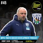 Soccer Player Development Podcast Episode 45 Jimmy Shan