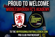 Middlesbrough Master The Ball With The MPFC Club Partnership