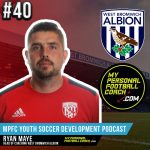 Soccer Player Development Podcast Episode 40 Ryan Maye