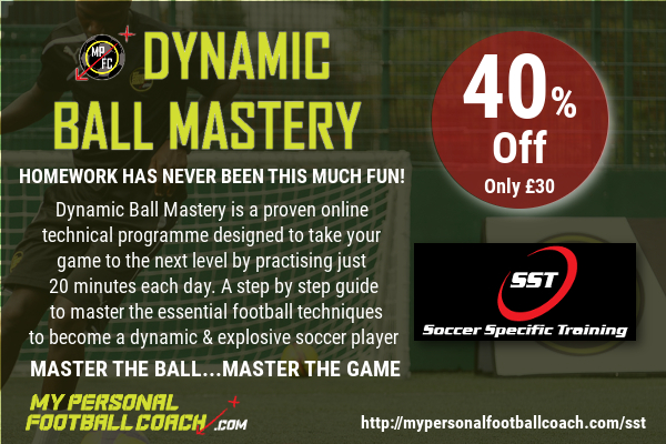 Soccer Specific Training Offer