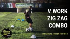 V Work Zig Zag Combo